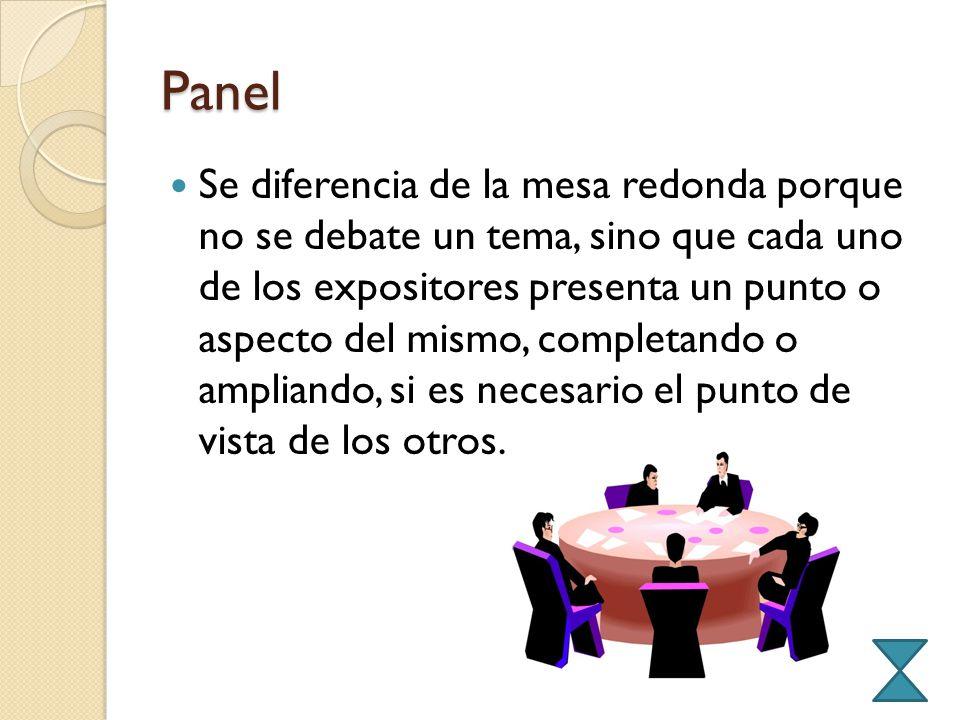 Trabajo en equipo grupo de trabajo caracteristicas diferencias ppt video online descargar - Que es mesa redonda ...