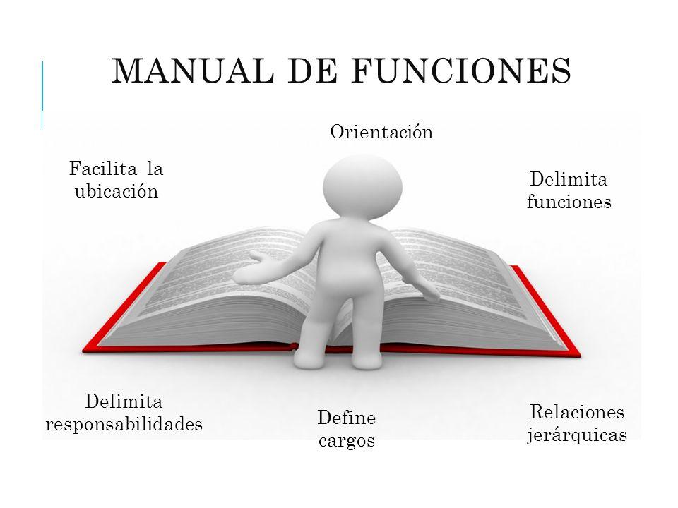 Manual de funciones y procedimientos ppt video online Manual de procesos y procedimientos de una empresa de alimentos