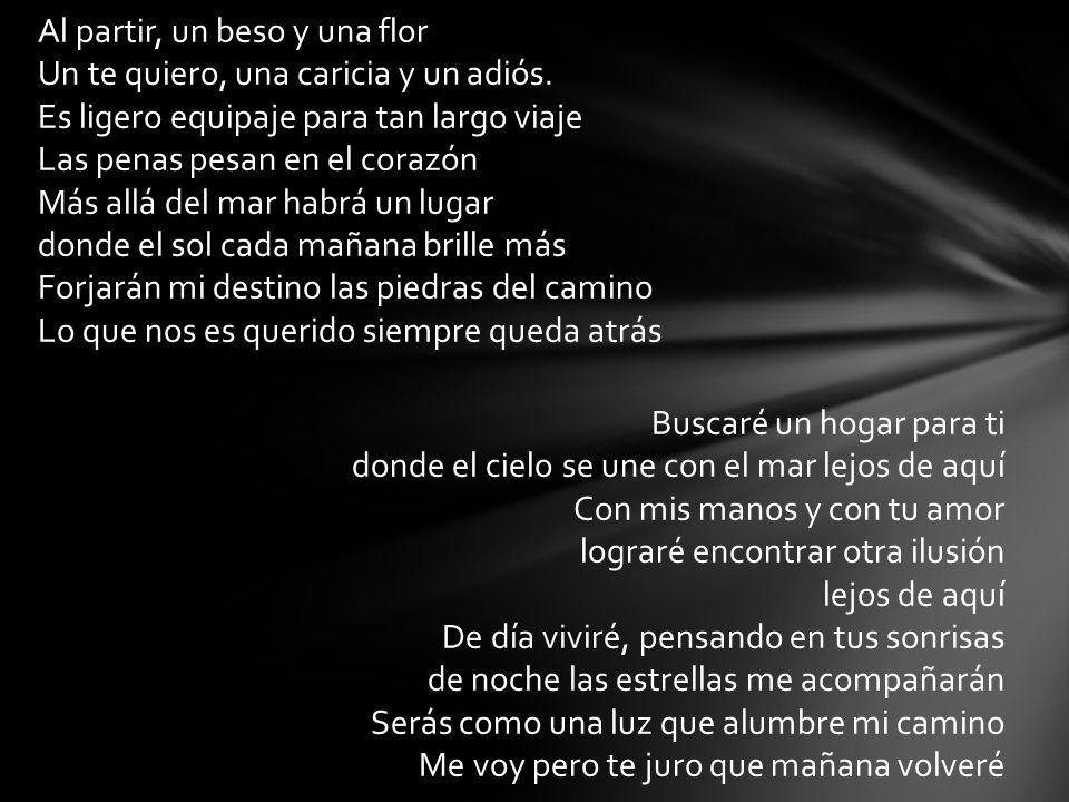 Nino Bravo - Un Beso Y Una Flor Lyrics | MetroLyrics