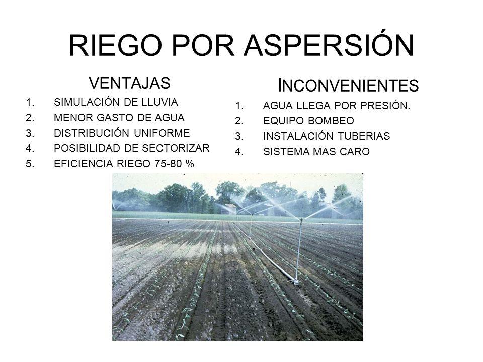 Sistemas De Riego En Agricultura Ppt Descargar