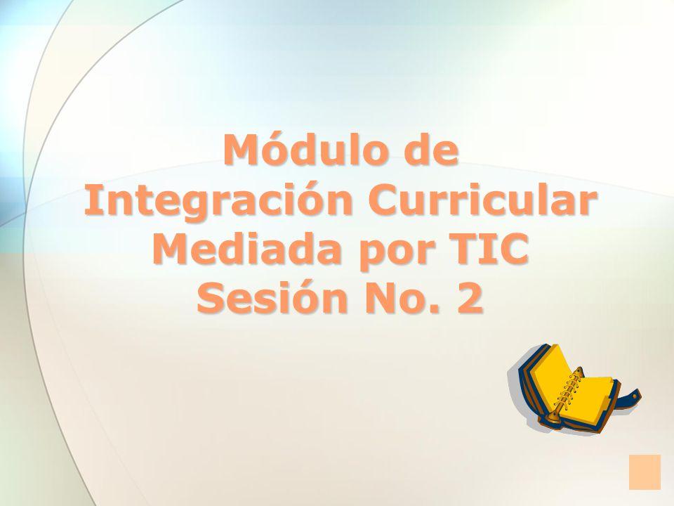 Módulo de Integración Curricular Mediada por TIC