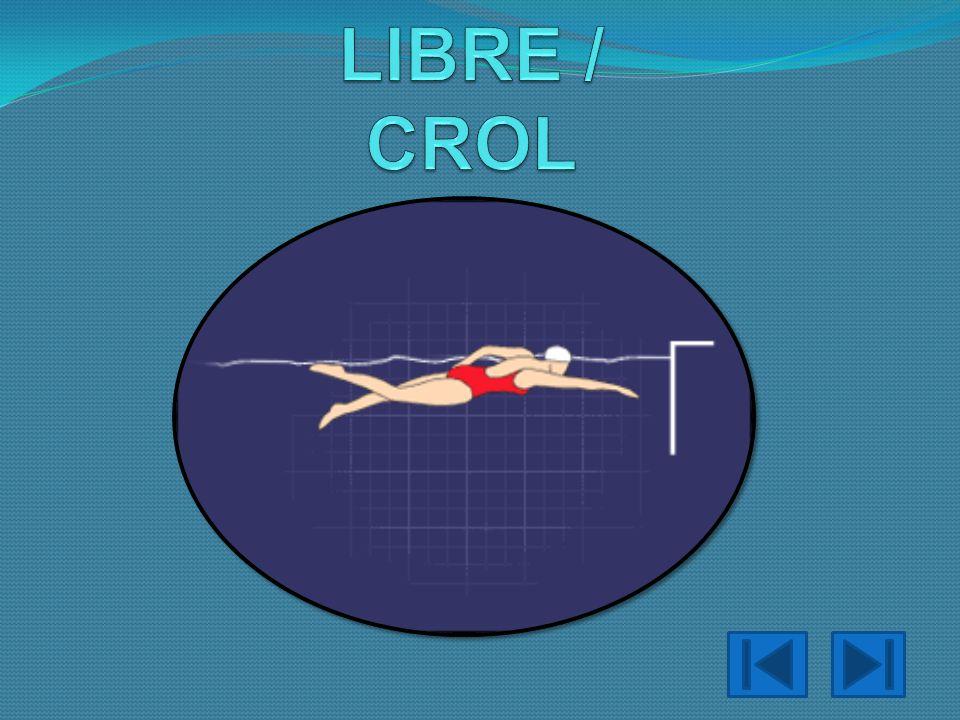 LIBRE / CROL