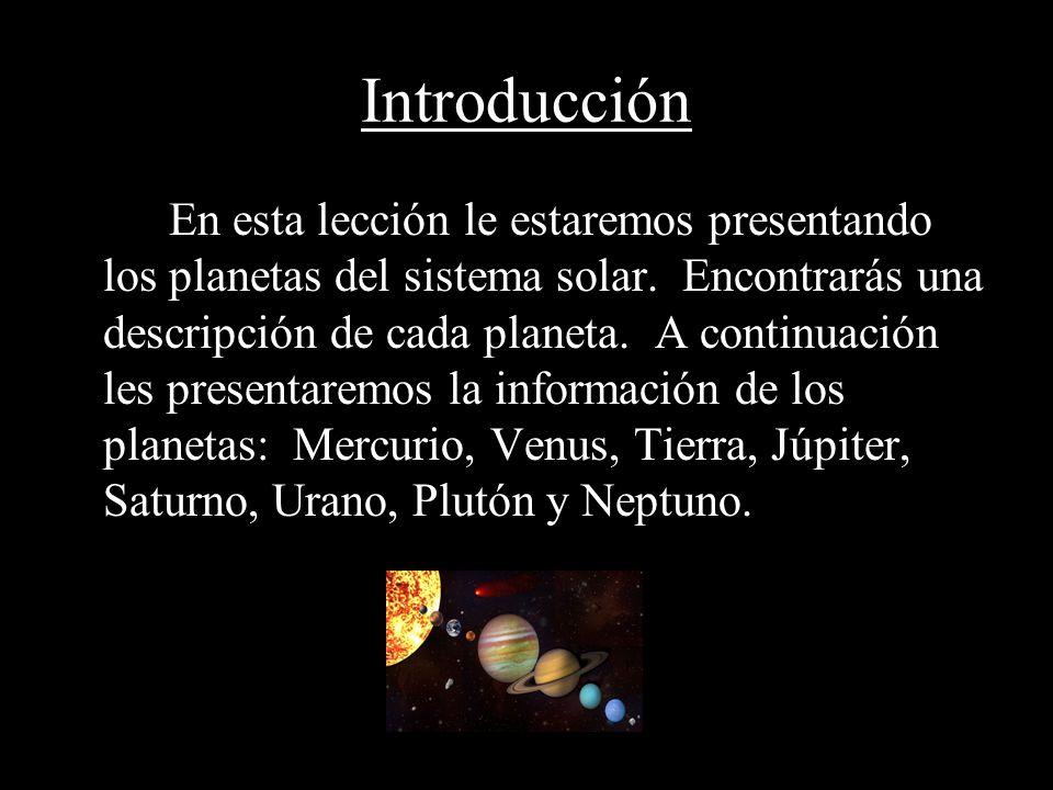 Los planetas del sistema solar ppt descargar for En 1761 se descubrio la de venus