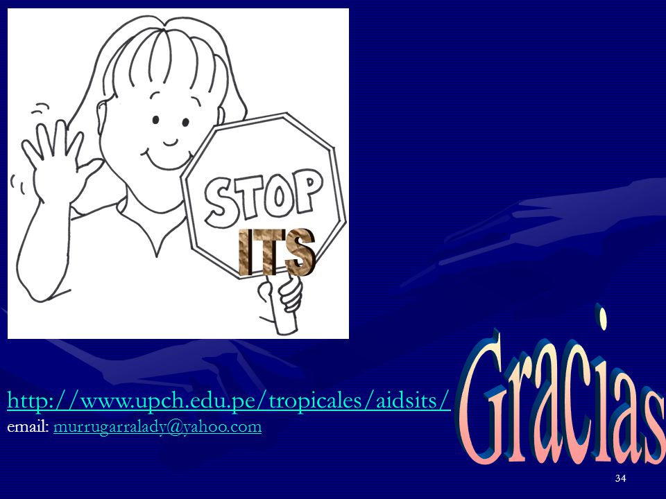 ITS Gracias http://www.upch.edu.pe/tropicales/aidsits/
