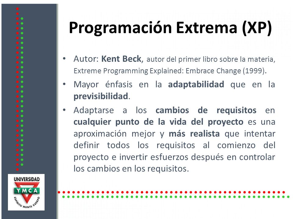 Programación Extrema (XP)