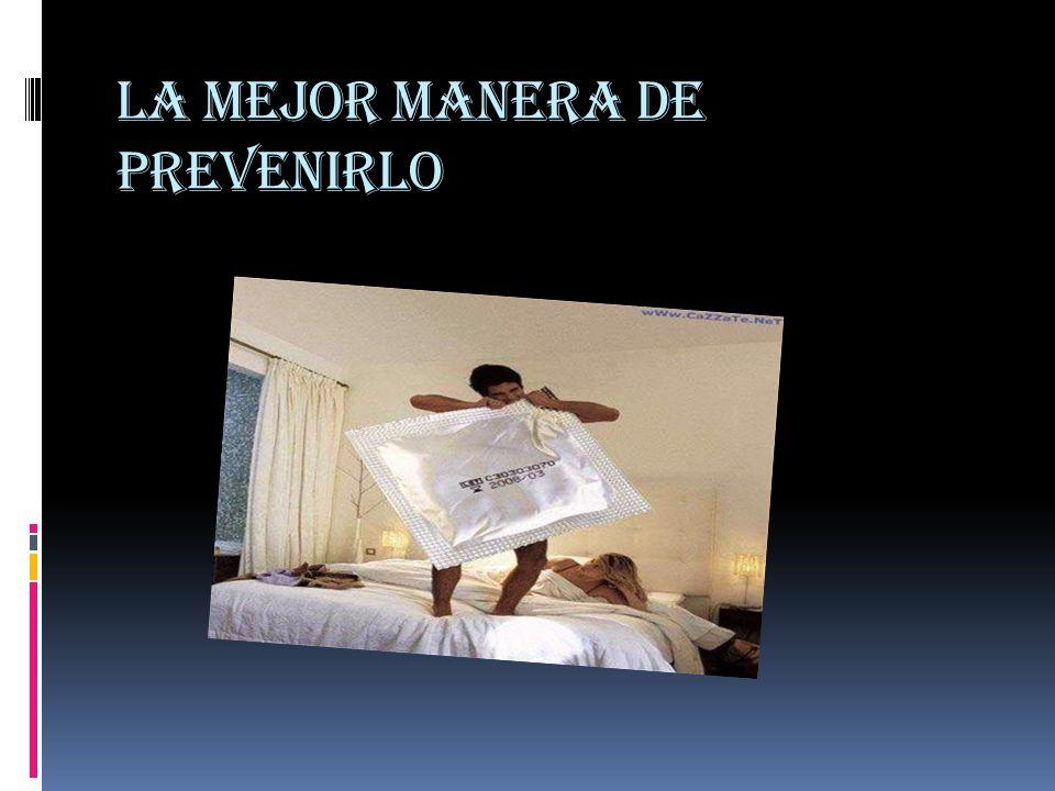 La mejor manera de prevenirlo