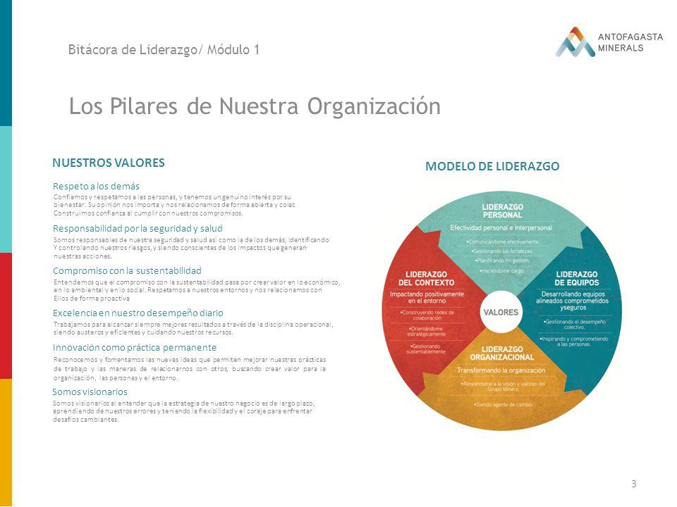 Los Pilares de Nuestra Organización