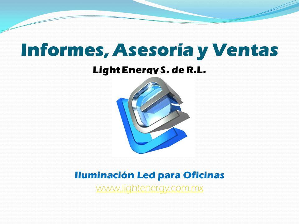 Iluminaci n de oficinas ppt descargar for Iluminacion led oficinas