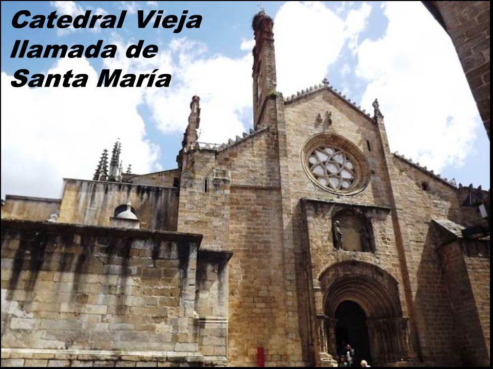 Catedral Vieja llamada de Santa María