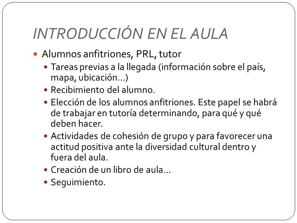 DINAMIZACIÓN INTERCULTURAL PLAN DE ACOGIDA - ppt descargar