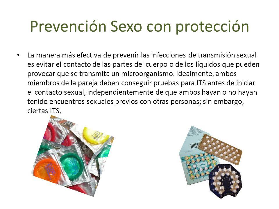 Prevención Sexo con protección