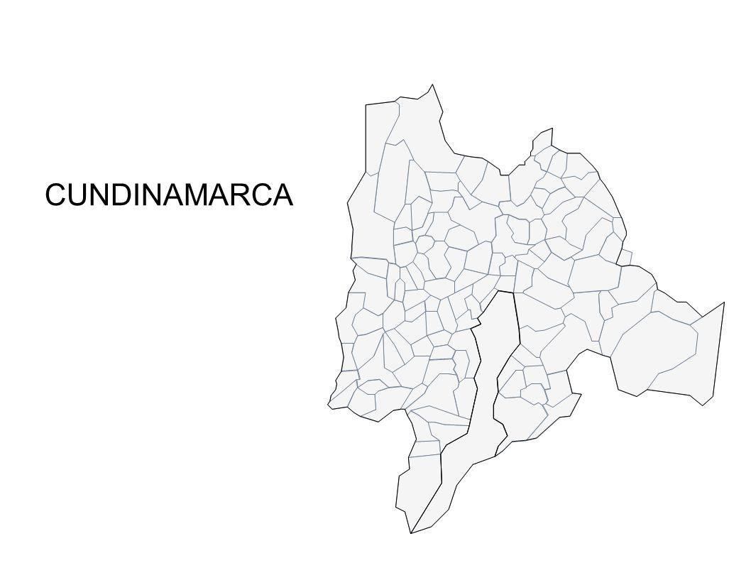 Mapa pol tico en vectores de colombia departamentos y - Cabrera medina puerto del carmen ...
