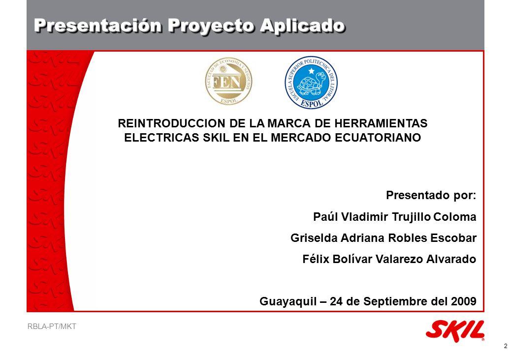 presentación proyecto aplicado ppt descargar