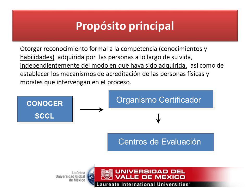 Organismo Certificador