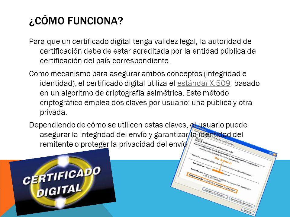 Certificado digital materia informatica y computacion ii for Oficina certificado digital