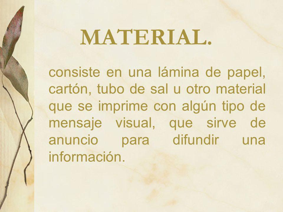 MATERIAL.