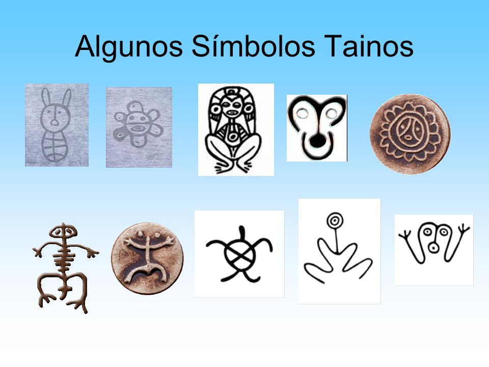 List Of Synonyms And Antonyms Of The Word Simbolos Tainos