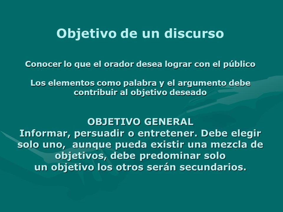 Comunicaci n oral y escrita ppt descargar for Objetivo general de un vivero