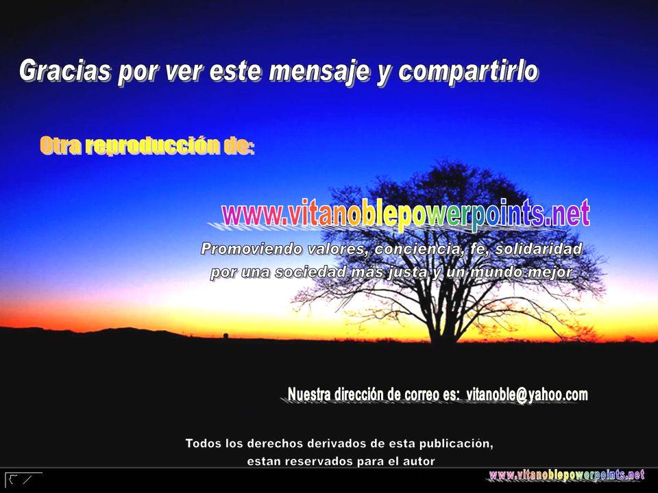 www.vitanoblepowerpoints.net Promoviendo valores desde 2008