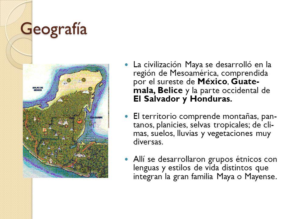Historia cultura y legado ppt descargar for Informacion de la cultura maya