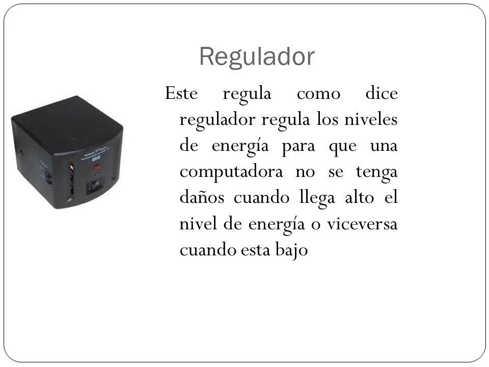 Regulador