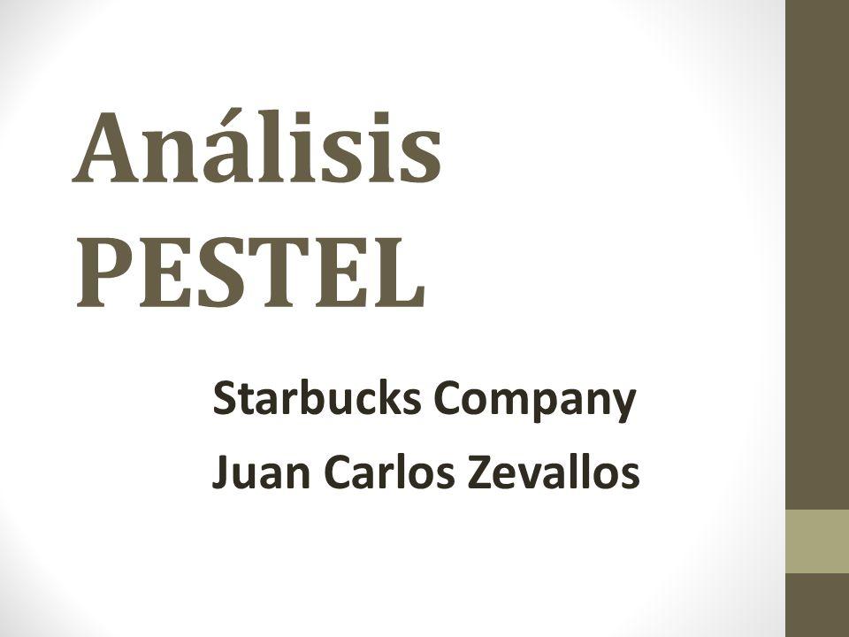 Starbucks Company Juan Carlos Zevallos