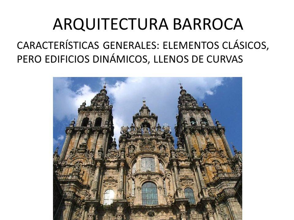 arquitectura barroca caracter sticas generales elementos