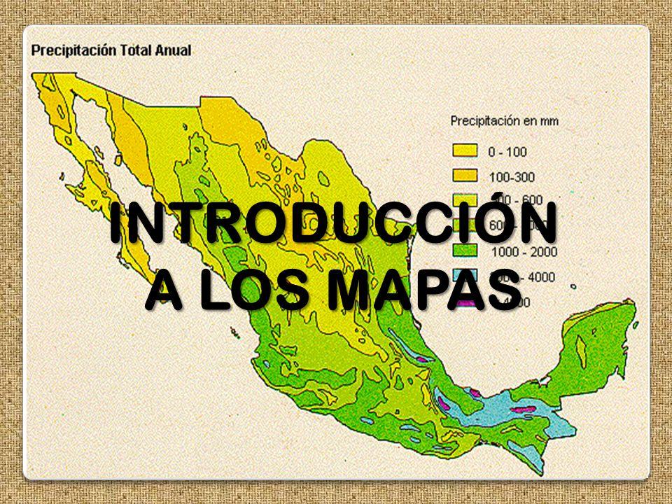 INTRODUCCIÓN A LOS MAPAS