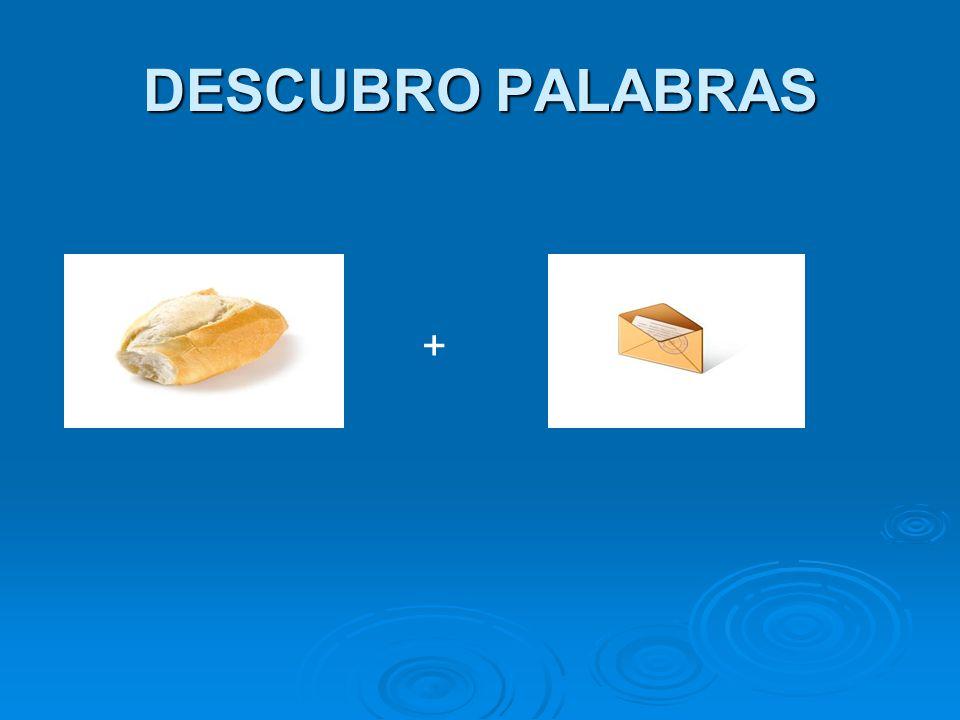 DESCUBRO PALABRAS +