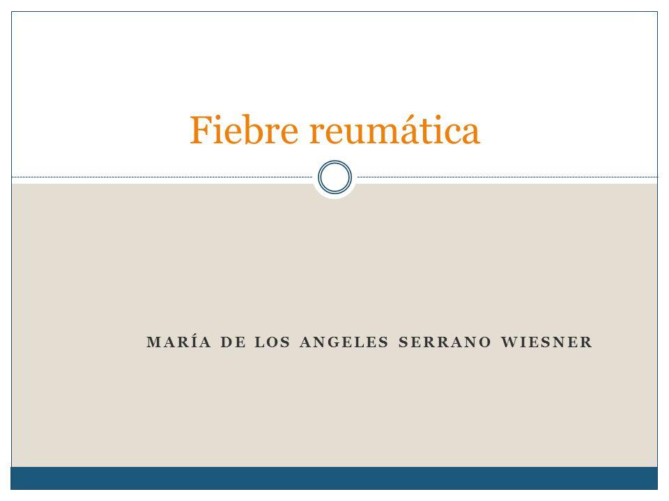 María de los Angeles Serrano Wiesner