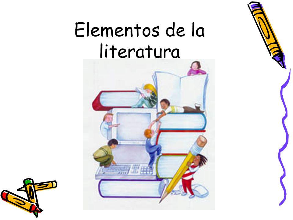 Elementos de la literatura