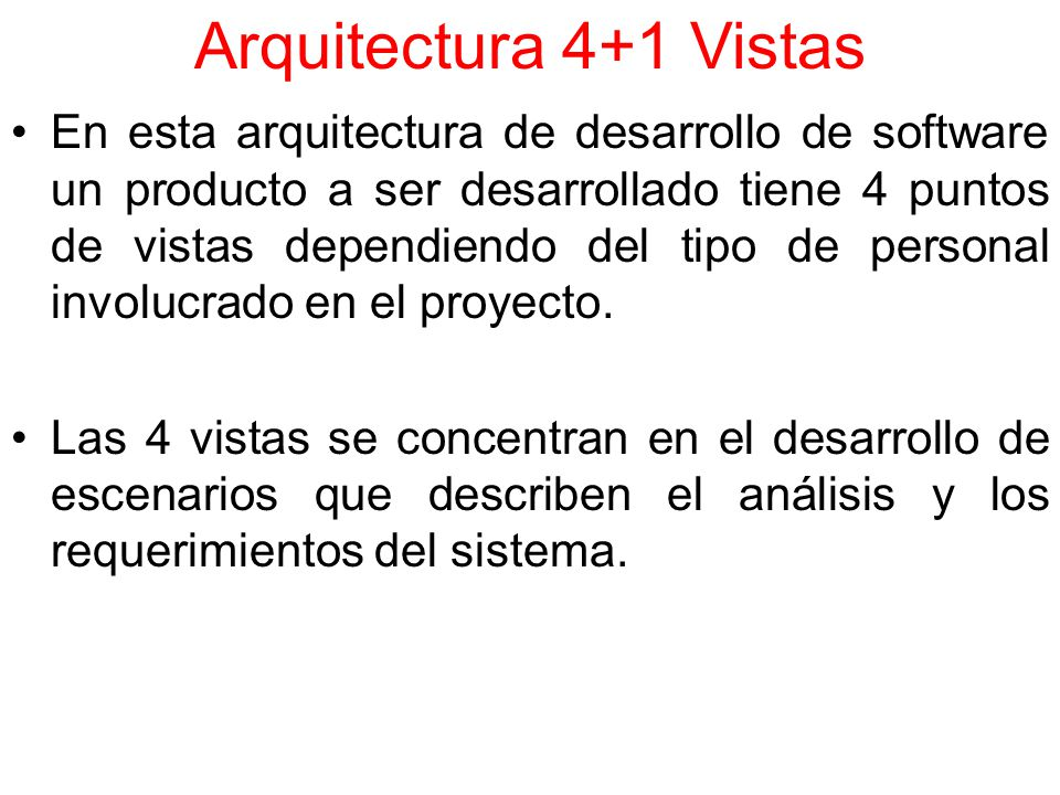 servicios web y arquitectura 4 1 vistas ppt video online