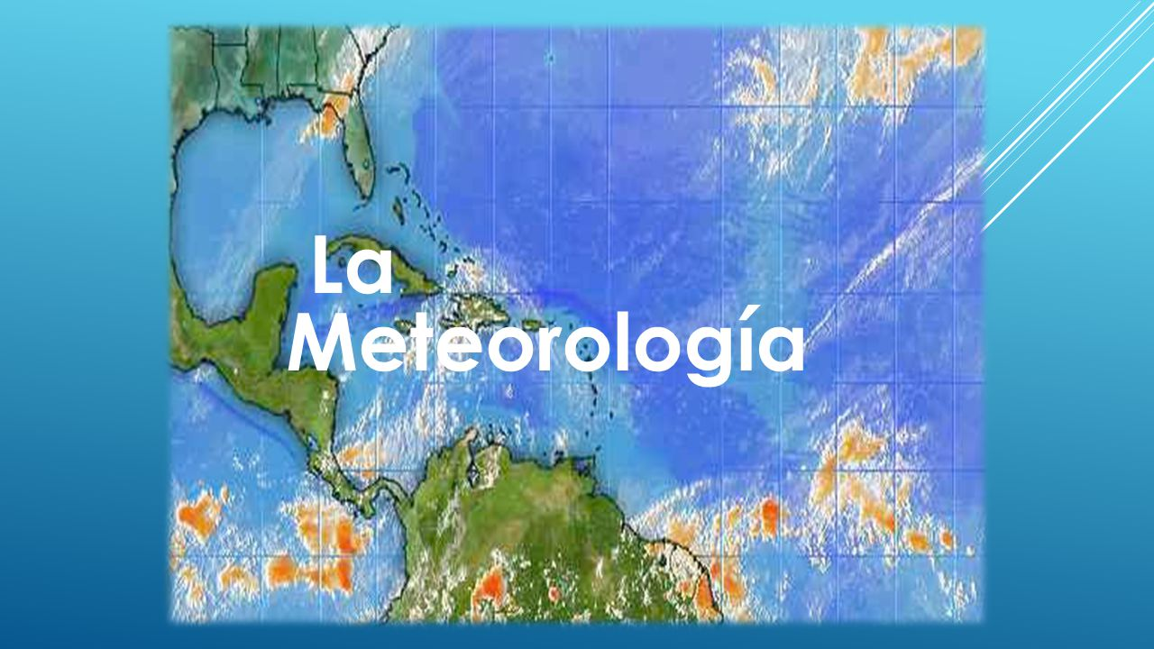 List Of Synonyms And Antonyms Of The Word Meteorologia