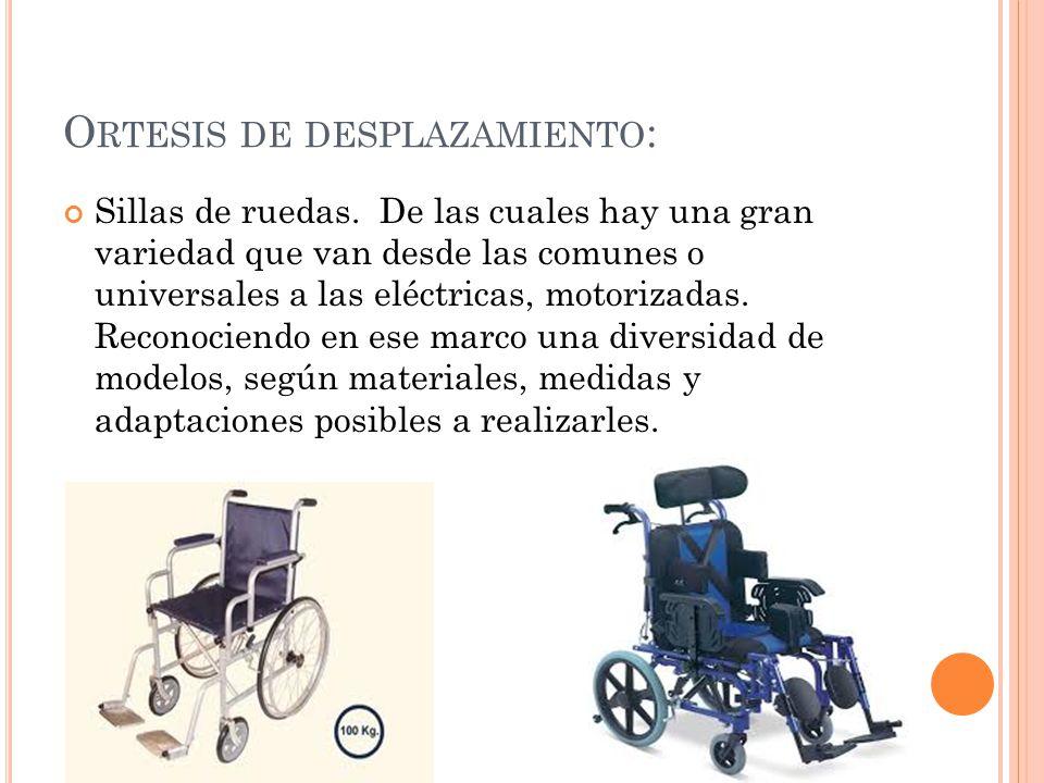 Prótesis, Ortesis y Ayudas Técnicas. - ppt descargar
