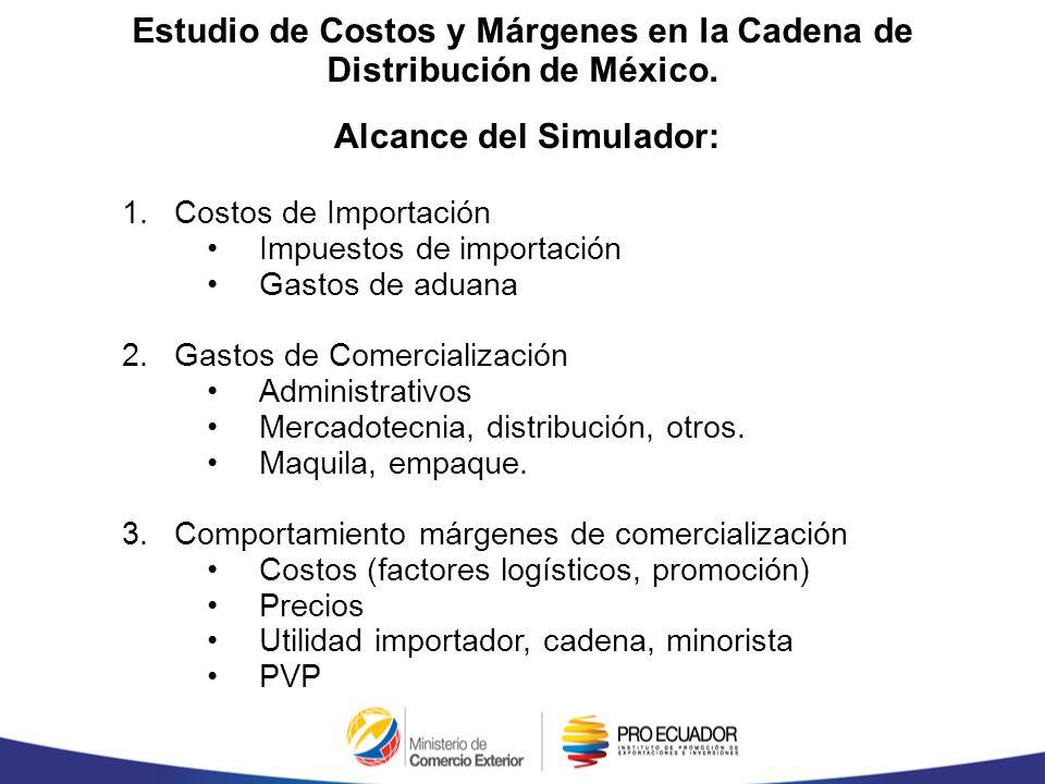 Oficina comercial de pro ecuador en m xico ppt descargar for Oficina comercial definicion
