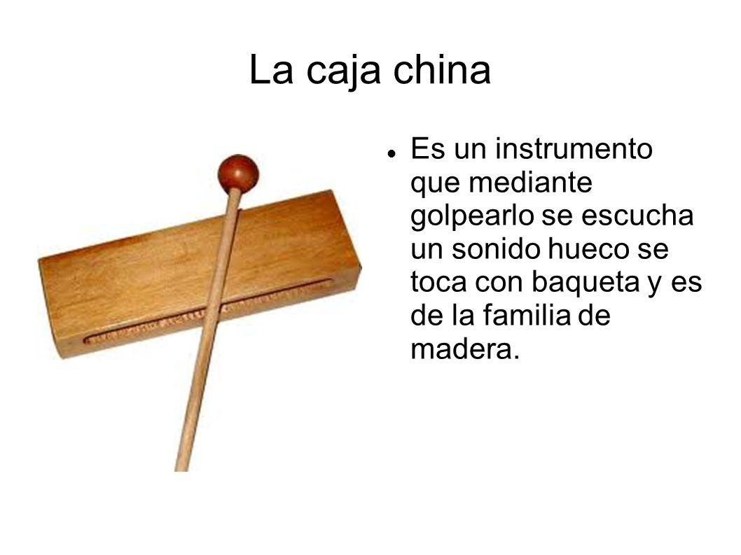Instrumentos de percusi n y familia ppt descargar for Que es la veta de la madera