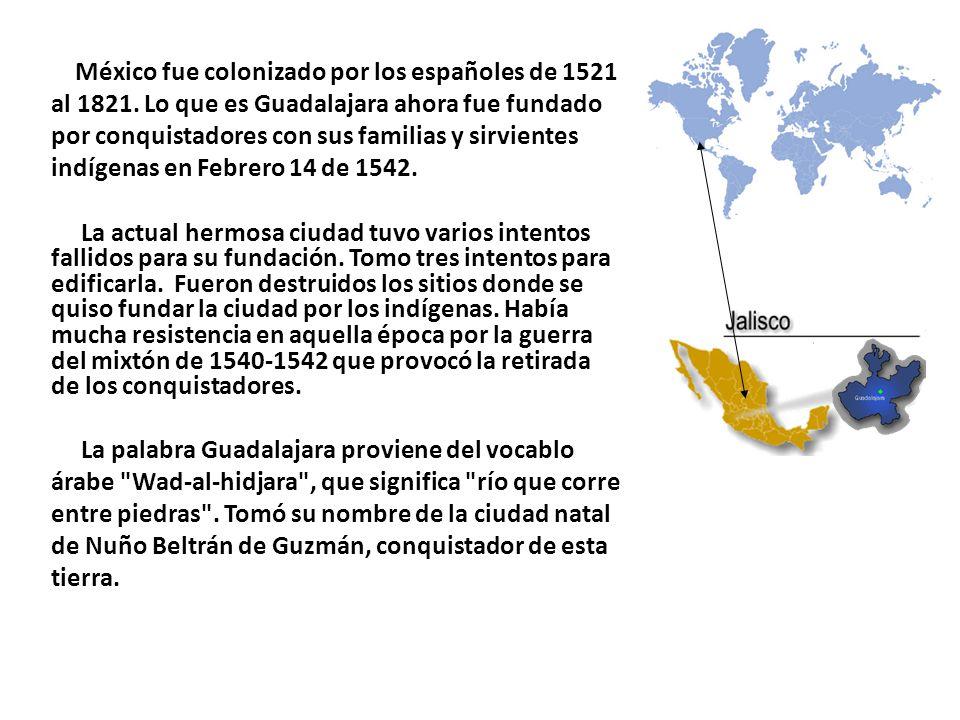Guadalajara ppt descargar for Villas que fundo nuno de guzman