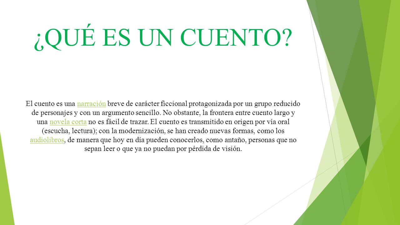 Cuento ppt video online descargar for Que es un vivero frutal