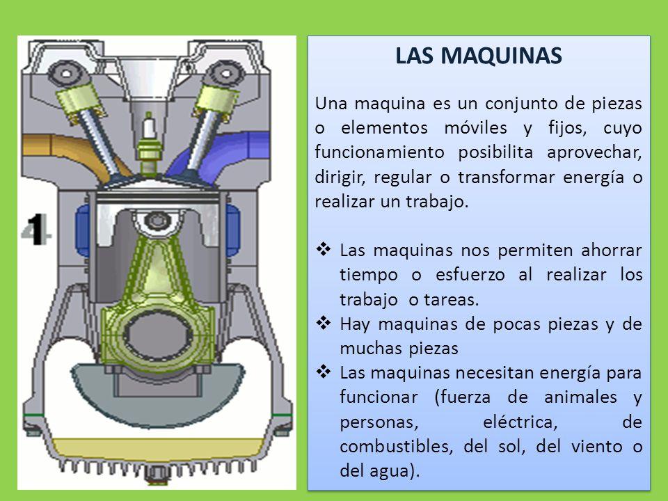 LAS MAQUINAS