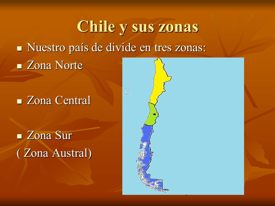 Zonas de chile ppt video online descargar for Marmoles y granitos zona norte