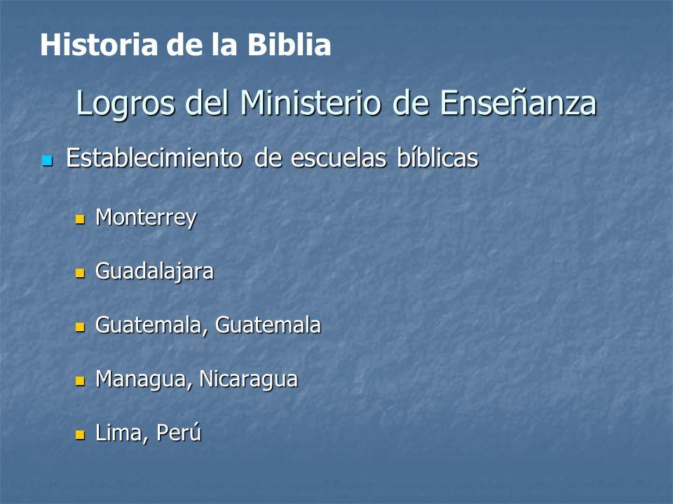 iglesia de cristo en m xico ministerio de ense anza ppt