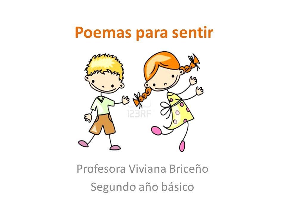 Profesora Viviana Briceño Segundo año básico