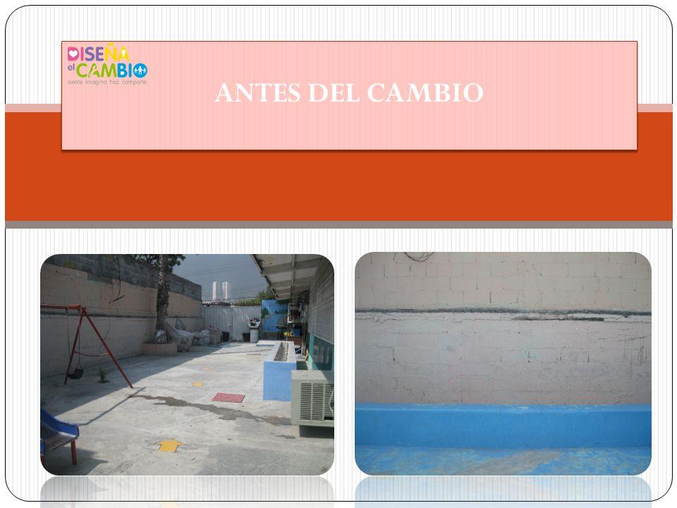 ANTES DEL CAMBIO