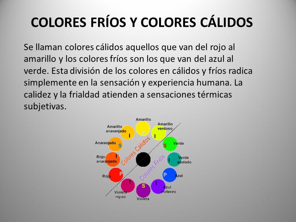 Teor a del color ppt video online descargar - Cuales son los colores calidos y frios ...