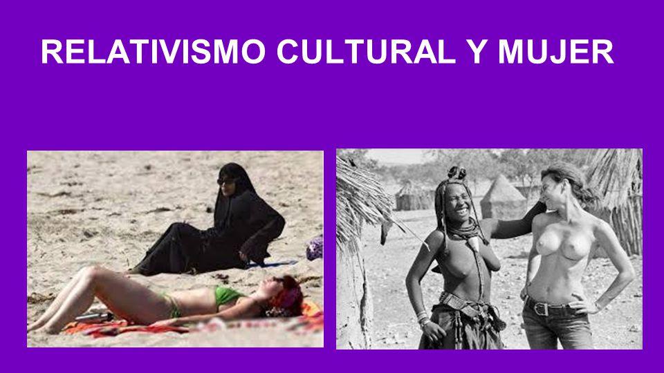 EL RELATIVISMO CULTURA...