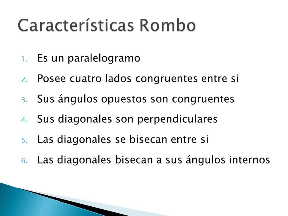 Características Rombo