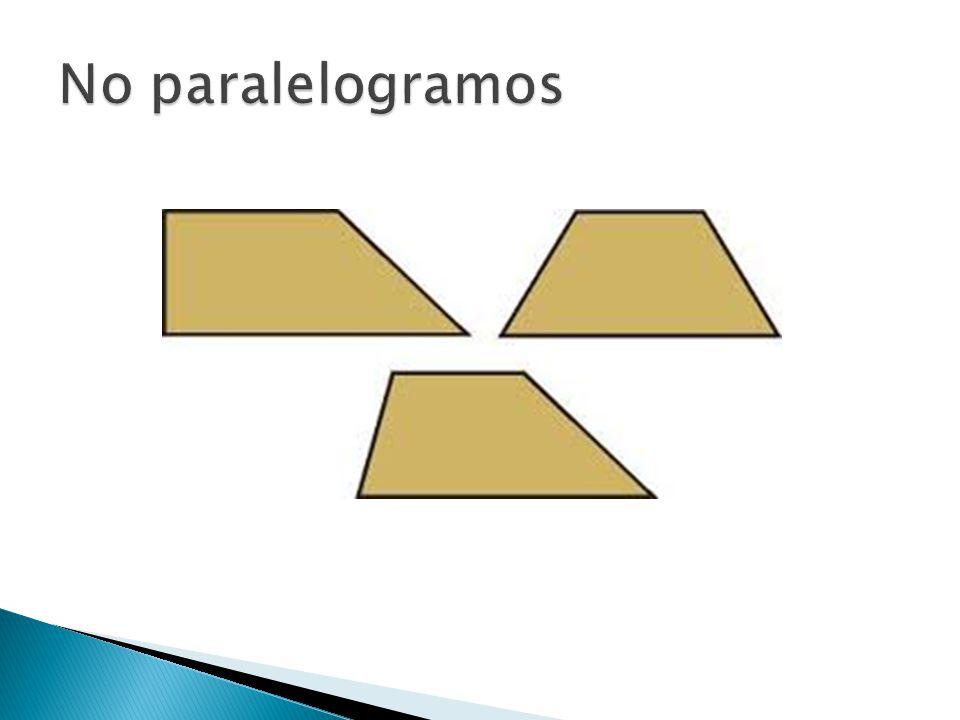 No paralelogramos