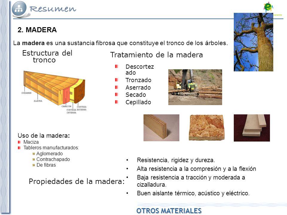 Materiales otros materiales ppt descargar - Tratamiento de la madera ...