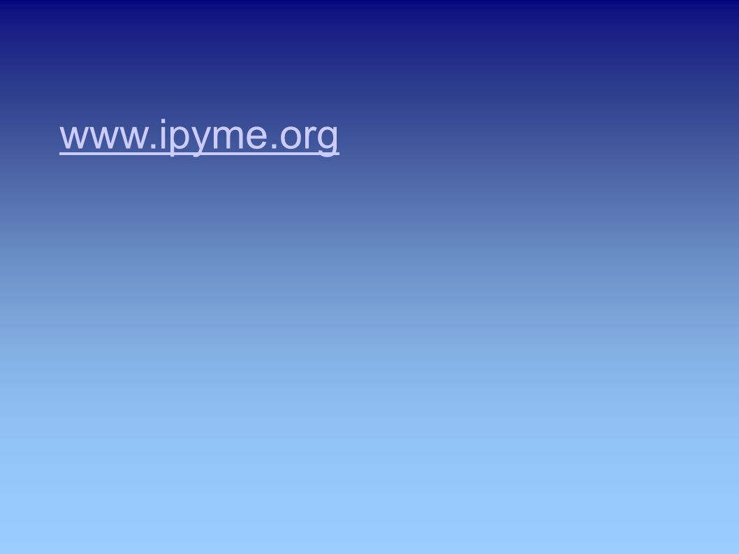www.ipyme.org