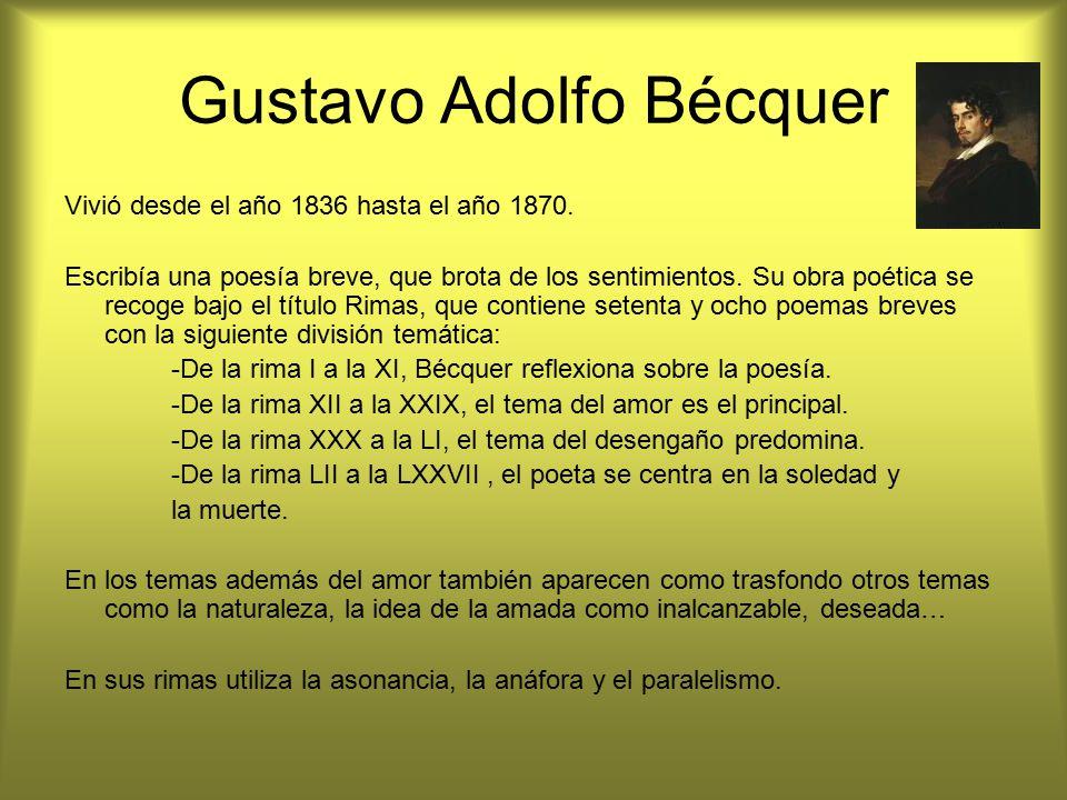 Rima XXX - Poemas de Gustavo Adolfo